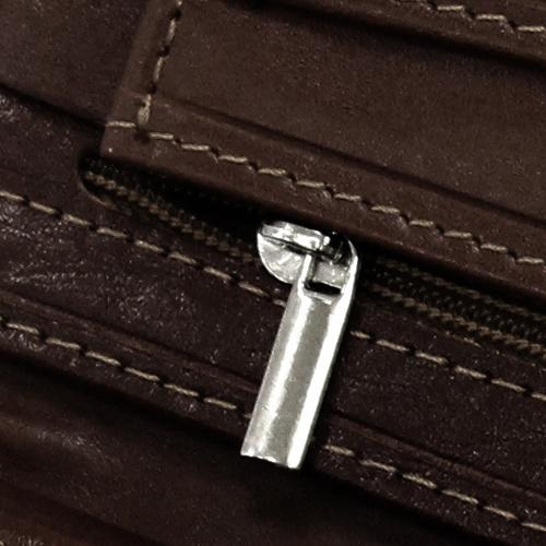 کیف پول کتی مردانه چرم طبیعی آروین چرم کد AR-242