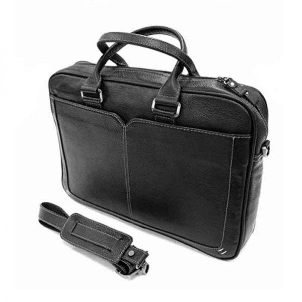 کیف اداری چرم طبیعی آروین چرم AR-406