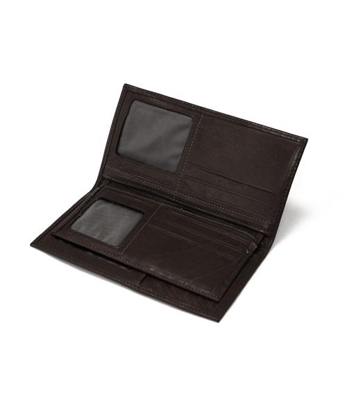 کیف پول کتی مردانه چرم طبیعی آروین چرم کد AR-240