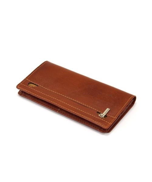 کیف پول کتی مردانه چرم طبیعی آروین چرم کد AR-232
