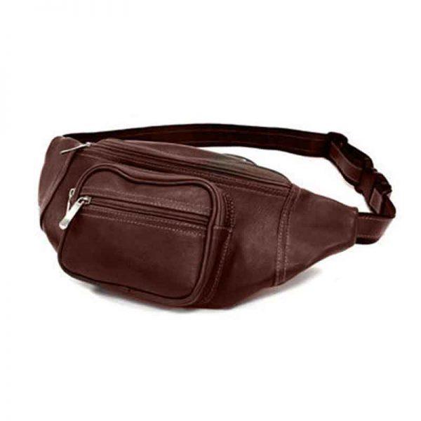 کیف کمری چرم طبیعی آروین چرم کد AR-301