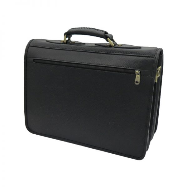 کیف اداری چرم طبیعی آروین چرم کد AR-440