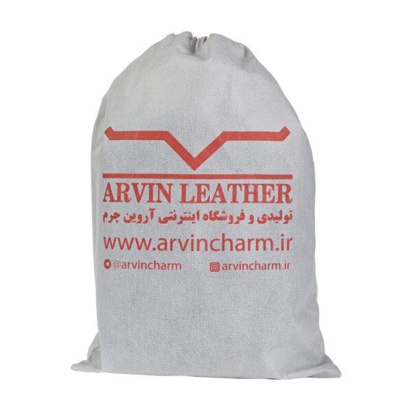 کیف دوشی زنانه AR-153 آروین چرم بسته بندی