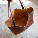 ست کردن انواع کیف چرم